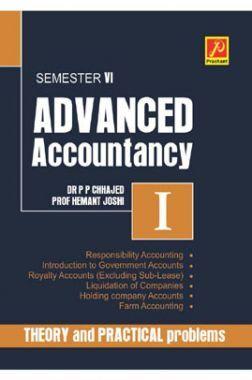 Advanced Accounting - I