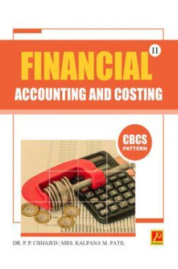 Financial Accounting And Costing - II