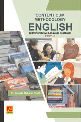 Content Cum Methodology English Part-I