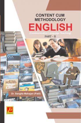 Content Cum Methodology English Part-II