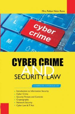 Cyber Crime And Security Law