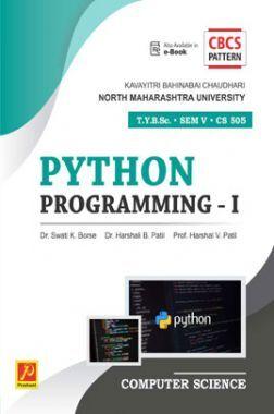 Python Programming-I