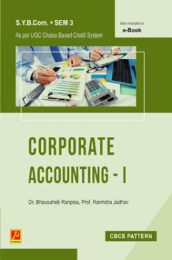 Corporate Accounting -I