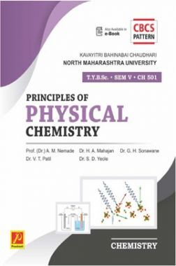 Principles of Physical Chemistry (KBCNMU)