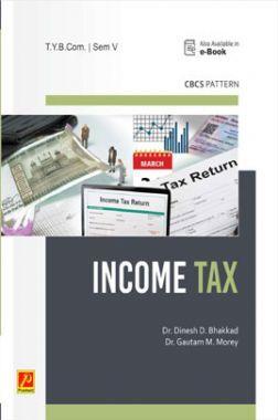 Income Tax - TYB.Com (Sem V)