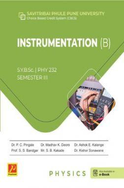 PHY 232 (B) : Instrumentation (SPPU)