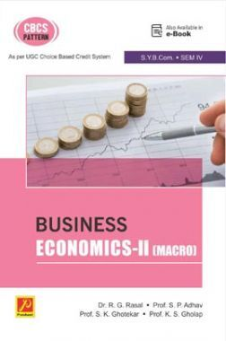 Business Economics-II (Macro) (Sem IV) (SPPU)