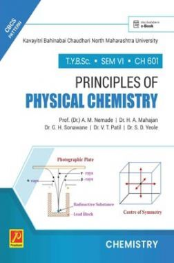 CH-601 Principles Of Physical Chemistry-II (KBCNMU)