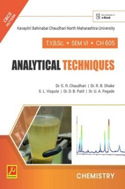 CH-605 Analytical Techniques (KBCNMU)