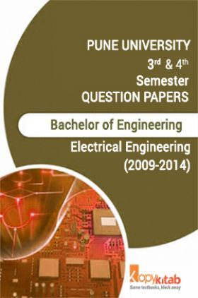 PUNE UNIVERSITY QUESTION PAPERS 2nd Year Electrical Engineering (2009-2014)