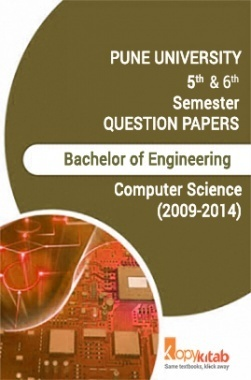 PUNE UNIVERSITY QUESTION PAPERS 3rd Year Computer Engineering (2009-2014)