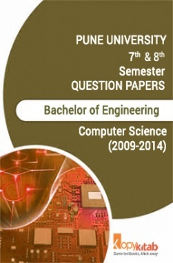 PUNE UNIVERSITY QUESTION PAPERS 4th Year Computer Engineering (2009-2014)