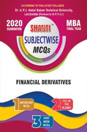 MCQs Of Financial Derivatives For MBA