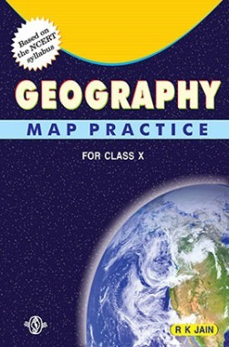CBSE Geography Map Practice Class 10