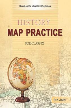 CBSE History Map Practice Class 9