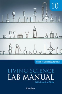 Download CBSE Living Science Lab Manual Class X by Hiti Mahindroo PDF Online