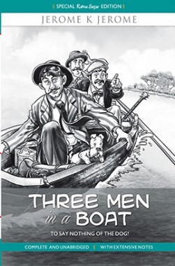 CBSE Three Men In A Boat For Class 9