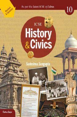 Download ICSE History & Civics For Class - X by Sudeshna Sengupta PDF Online