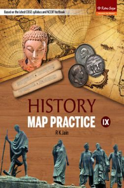 History Map Practice Class 9