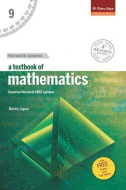 A Textbook Of Mathematics 9