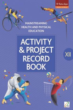Health And Physical Edu. Activity And Project Record Book 12
