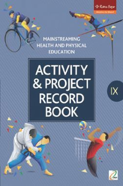 Health And Physical Edu. Activity And Project Record Book 9