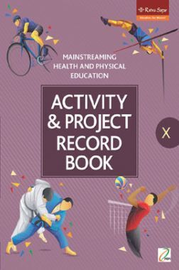 Health And Physical Edu. Activity And Project Record Book 10