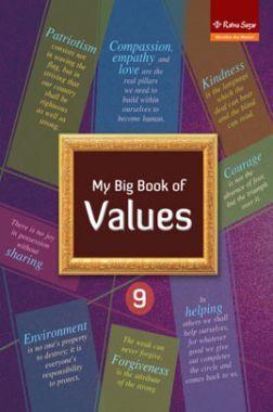 My Big Book Of Values 9