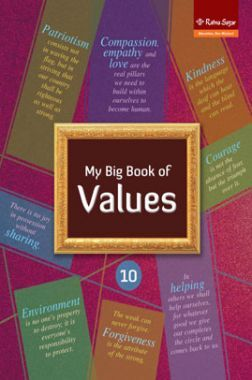My Big Book Of Values 10