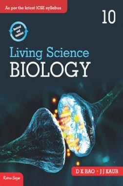 ICSE Living Science Biology Class X