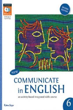 Communicate In English For Class-VI
