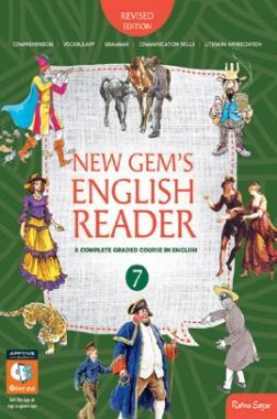 New Gems English Reader For Class-VII
