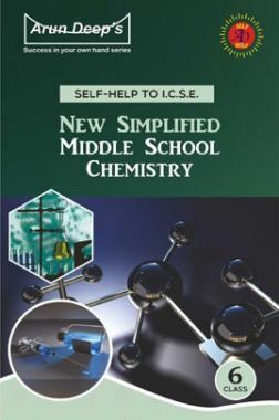 Self-Help to ICSE New Simplified (Middle School) Chemistry Class 6