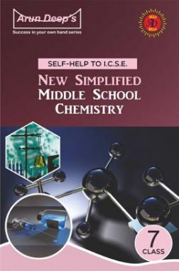 Self-Help to ICSE New Simplified (Middle School) Chemistry Class 7