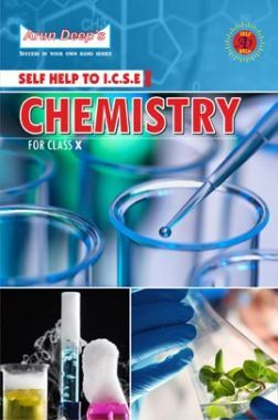 Self-Help to ICSE Chemistry Class 10