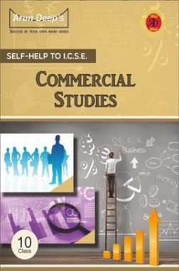 Self-Help to ICSE Commercial Studies Class 10