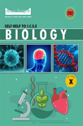 Self-Help to ICSE Biology Class 10