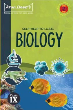 Self-Help to ICSE Biology Class 9