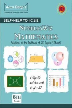 Self-Help To ICSE NumbersWiz Mathematics Class 8