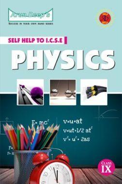 Self-Help To ICSE Physics 10