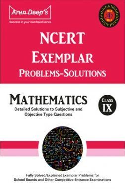 Self-Help To NCERT Exemplar Problems Solved Mathematics Class 9