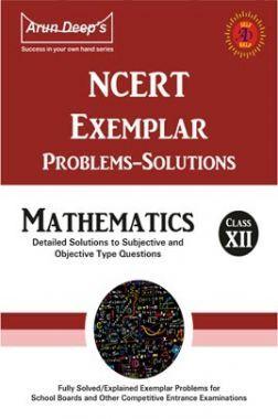 Self-Help To NCERT Exemplar Problems Solved Mathematics Class 12
