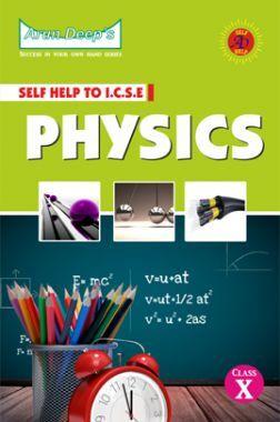 Self-Help to ICSE Physics Class 10