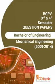 RGPV QUESTION PAPERS 2nd Year Mechanical Engineering (2009-2014)