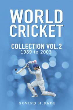 World Cricket Collection - Vol. -2 (1989 To 2003)