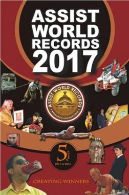Assist World Records 2017