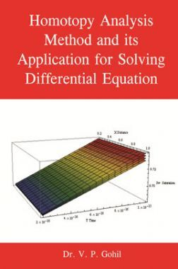 Homotopy Analysis Method And Its Application For Solving Differential Equation