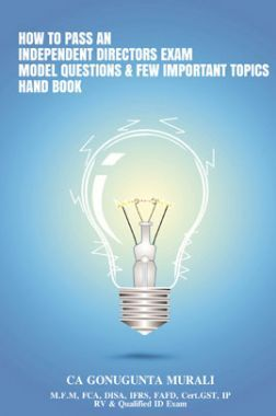 How To Pass An Independent Directors Exam Easily Model Questions & Important Exam Topics Hand Book