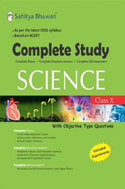 CBSE Complete Study Science For Class - X