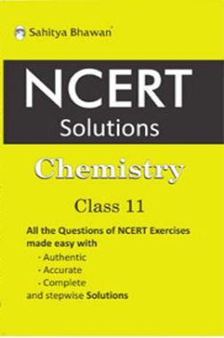 NCERT Solutions Chemistry For Class - XI